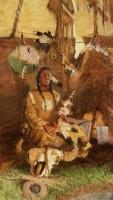 Lakota Peacemaker / R.S. Riddick, CA / 42.00x24.00 / $18000.00