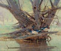 The Nest Tree / Jim Morgan / 20.00x24.00 / $8900.00