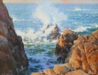 Morning Surf / Michael Lynch / 24.00x30.00 / $18000.00