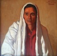 Light From The Door / Logan Maxwell Hagege / 12.00x12.00 / $2400.00/ Sold