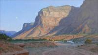 Colorado Canyonlands / Wayne Wolfe / 22.00x38.00 / $15500.00