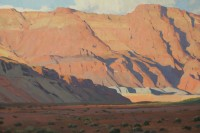 Vermillion's Closing Act / G. Russell Case / 24.00x36.00 / $13000.00/ Sold