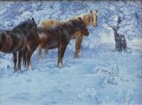 Snow Day / Terri Kelly Moyers / 30.00x40.00 / $34000.00