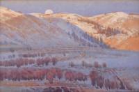 Road To Deep Canyon / Jim Morgan / 20.00x30.00 / $12500.00