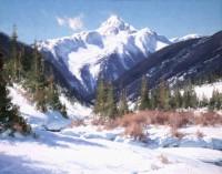 Bear Mountain / Matt Smith / 19.50x24.75 / $7200.00
