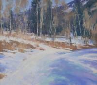 The Back Road / Jill Carver / 21.00x23.00 / $4500.00