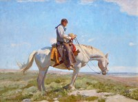 Spirit Of Gratitude / Grant Redden, CA / 18.00x24.00 / $5200.00/ Sold