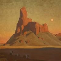The Sentinel / Logan Maxwell Hagege / 40.00x40.00 / $17500.00/ Sold
