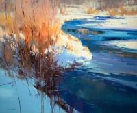 Winter Wonderland / Jill Carver / 30.00x36.00 / $6900.00/ Sold