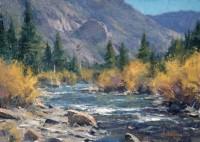 Mineral Creek / Matt Smith / 10.00x14.00 / $3100.00/ Sold