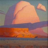 Spotlight On Cliffs / Logan Maxwell Hagege / 30.00x30.00 / $11000.00/ Sold