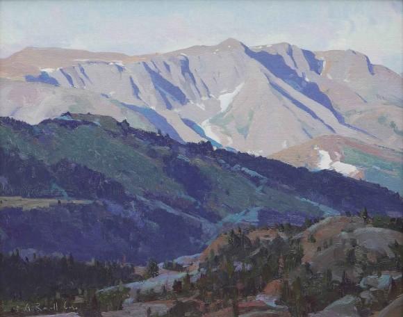 Beartooth Pass / G. Russell Case / 16.00x20.00 / $6000.00