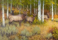 Out In The Open / Ralph Oberg / 34.00x48.00 / $28000.00