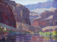 Walls of Cataract Canyon / G. Russell Case / 30.00x40.00 / $19000.00
