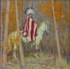 The Golden Realm / John Moyers / 36.00x36.00 / $36000.00