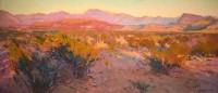 Desert Serenade / Jill Carver / 13.00x30.00 / $3900.00/ Sold
