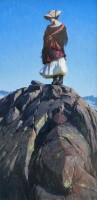 Above Timberline / Jeremy Lipking / 36.00x18.00 / $37500.00/ Sold