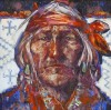 One Hundred Years Old / John Moyers / 24.00x24.00 / $11500.00/ Sold