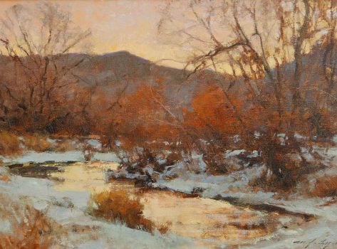 Winter-Evening-Arrangement-by-Michael-Lynch,-18'-h.-X-26'-w.-$12,000.00