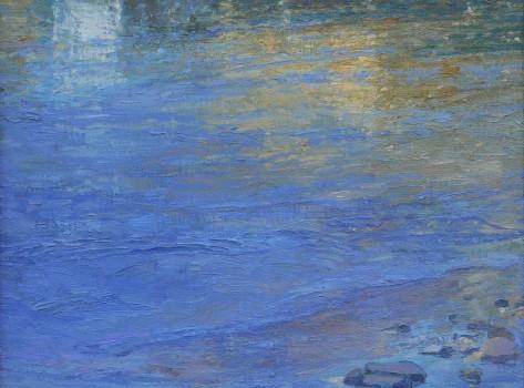 Slack-Tide,-Monterey-Bay-by-Len-Chmiel-17'-h.-X-18'-w.-$7,500.00