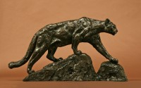 Rimrock Cougar / Kenneth Bunn / 17.00x7.00 / $18000.00/ Sold