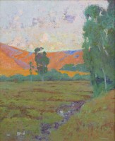 Golden Passage / Daniel Pinkham / 40.00x32.00 / $32000.00