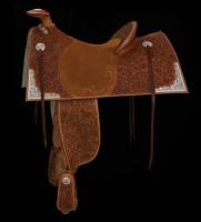2013 TCAA Show Saddle / Cary Schwarz / 39.00x25.00 / $44000.00