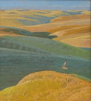 Marsh Hawk / George Carlson / 42.00x38.00 / $75000.00/ Sold