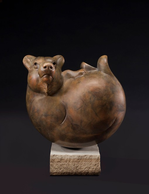 Bear Ball / Tim Cherry / 26.00x27.00 / $31500.00