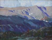 Beartooth Pass / G. Russell Case / 42.00x54.00 / $36000.00