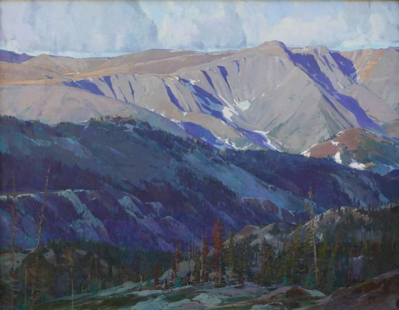 Beartooth Pass / G. Russell Case / 42.00x54.00 / $36000.00