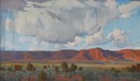 Juniper Flats / G. Russell Case / 18.00x30.00 / $8500.00