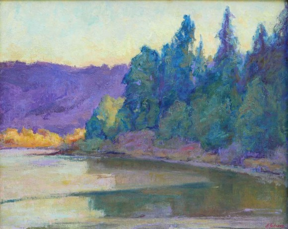 Late Day Harrison, Idaho / Amy Sidrane / 16.00x20.00 / $3600.00/ Sold
