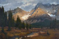 A Remnant of Wilderness / Ralph Oberg / 32.00x48.00 / $22000.00
