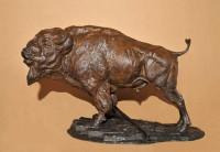 Making A Stand / Richard Loffler / 28.00x19.00 / $8500.00/ Sold