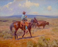 Summer Work / Grant Redden, CA / 20.00x25.00 / $4000.00/ Sold