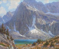 John Muir Wilderness / Andrew Peters / 30.00x36.00 / $17000.00