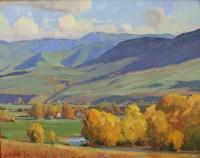 Idaho Autumn / G. Russell Case / 16.00x20.00 / $6000.00