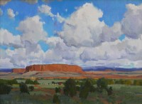 Red Mesa / G. Russell Case / 12.00x16.00 / $3200.00