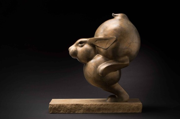 Rapid Rabbit / Tim Cherry / 31.00x28.00 / $19500.00