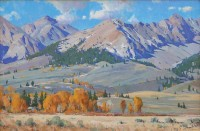 October Boulders / G. Russell Case / 24.00x36.00 / $13000.00/ Sold