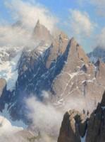 Ascendant Aspirations - Aiguille des Pèlerins / Ralph Oberg / 48.00x36.00 / $25000.00