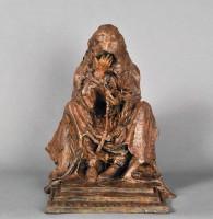 Tribute To Mother Teresa Of Calcutta / Richard Loffler / 14.00x11.00 / $3800.00