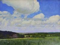 Tall Grass / Tall Sky / Len Chmiel / 24.00x32.00 / $19000.00