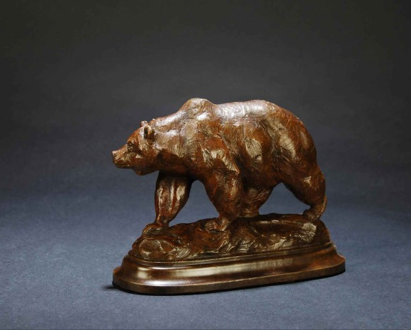 Grizzly / Tim Shinabarger / 5.75x7.75 / $895.00