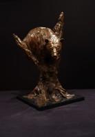 A Tight Spot - Small / Richard Loffler / 10.00x7.00 / $950.00