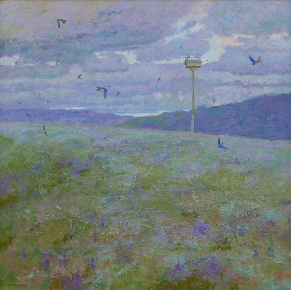 A Swallow's Tale / Daniel Pinkham / 40.00x40.00 / $41000.00