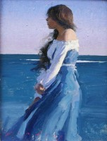 Windswept / Jeremy Lipking / 8.00x6.00 / $3200.00/ Sold
