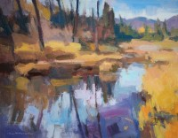 Valley Floor / Jill Carver / 11.00x14.00 / $1650.00