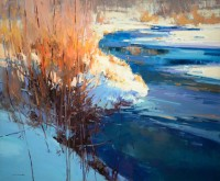 Winter Wonderland / Jill Carver / 30.00x36.00 / $6900.00/ Sold